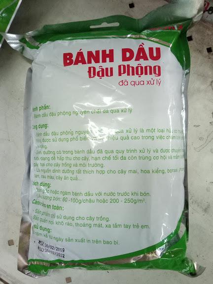 banh dau
