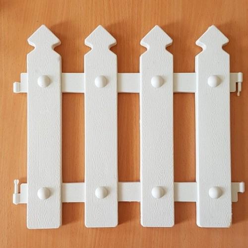 Hàng rào nhựa cao 30cm