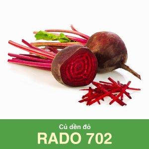 củ dền đỏ RADO 702