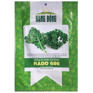 Giống Cải Xoăn Cải Kale RADO 686