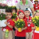Vườn Sài Gòn tham dự hội chợ hoa tết 2019