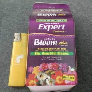 Bloom Plus Food 10 60 10 TE 1
