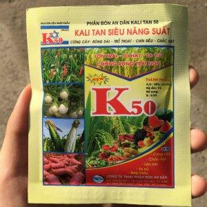 Phan bon kali K50 30gr 1