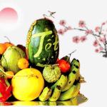 Mách bạn cách giữ trái cây tươi lâu trong ngày Tết