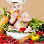 Các loại rau củ giàu dinh dưỡng cho bé ăn dặm